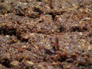 Blackstrap Molasses No-Bake Cookie Bars